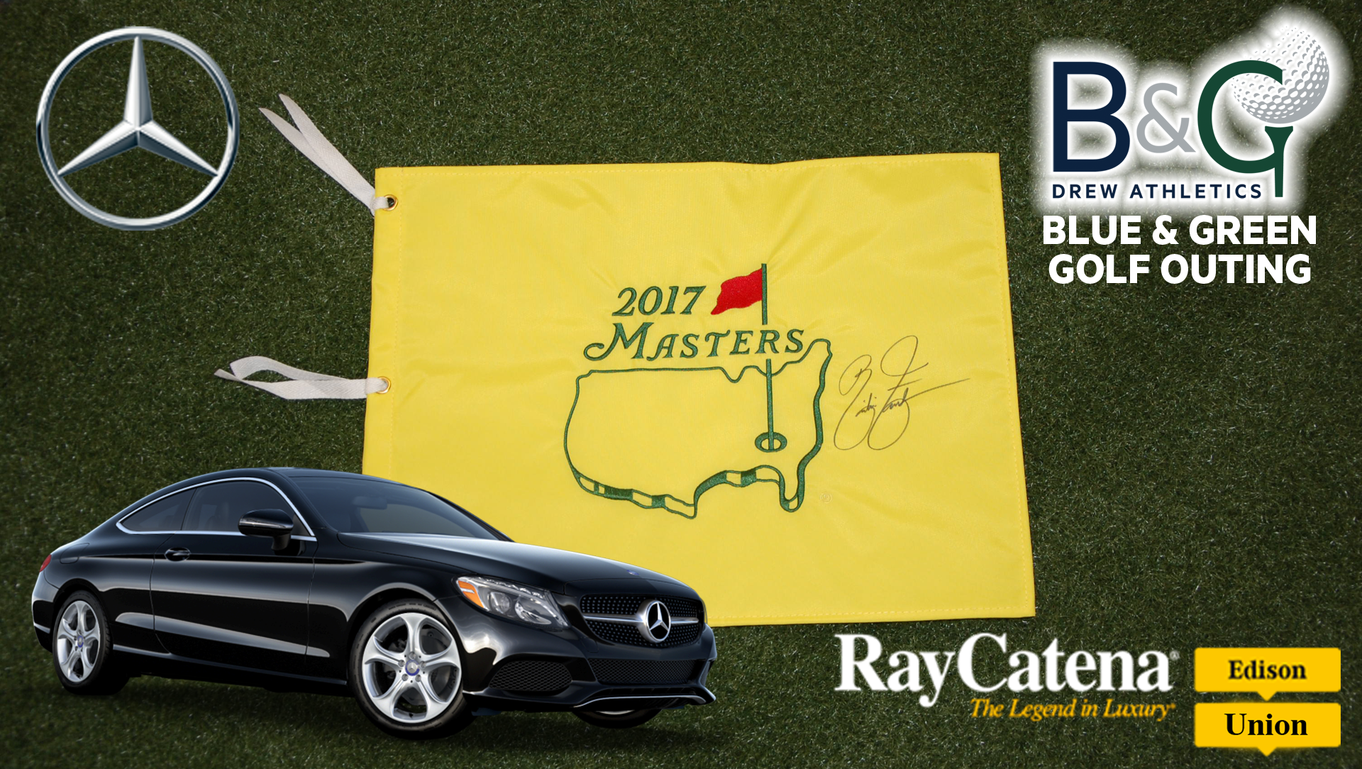 Ray Catena Mercedes >> Ray Catena Mercedes Benz Sponsors Blue Green Golf Outing